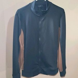 Men's Truth Zipper Front Jacket, Size Small